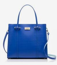 KATE SPADE Arbour Hill Elodie LEATHER Purse Satchel Bag Cross Body FREE DUST BAG