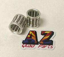 Banshee Stock 4mm Crank Piston Top Wrist Pin Needle Bearing Pair Set Bearings
