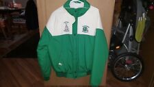 SASKATCHEWAN ROUGHRIDERS 1989 GREY CUP CHAMPIONS WINTER JACKET PARKA