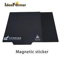 Heat Bed Magnetic Sticker 220/235/310mm Flexible Plate For Ender 3/5 3D Printer.