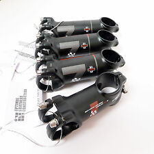 KALLOY UNO 100 x 31.8mm 17 Degree AL 7050 Road/MTB Ultra Light Stem Black