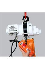 Electric Chain Hoist 125kg SWL 110 volt  Less Than 0.5