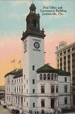 Jacksonville , Florida, 00-10s; Post Office & Government Building
