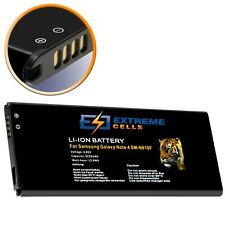 Extremecells Akku für Samsung Galaxy Note 4 SM-N910F EB-BN910B Batterie Accu