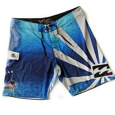 RARE 2011 BILLABONG PIPE MASTERS Surfing Board Shorts ANDY IRONS MEMORIAL Hawaii