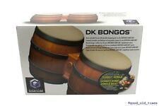 # bongo Controller en OVP + Donkey Konga para Nintendo GameCube-gc DK Bongos #