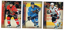 2007-08 NICK FOLIGNO UPPER DECK 1 YOUNG GUNS SP ROOKIE #238 SENATORS