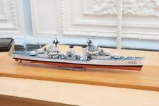 Modelik 07/03 - Destroyer Uss Porter with Lasercut Parts 1:200