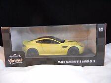 Hallmark Garage Model Car - Aston Martin V12 Vintage 5 NIB