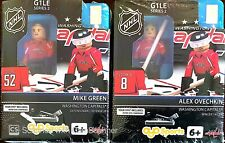 Mike Green / Alex Ovechkin Oyo Sports G1LE Series2 NHL Washington Capitals  X2