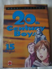 20th Century Boys, tome 15 URASAWA Naoki Panini Comics MANGA  EO