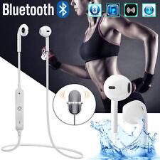 Auriculares deportivos inalámbricos Bluetooth 4.1 Auricular Audífono Micrófono en deportes de oreja