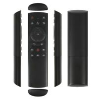 G20S 2.4G Mini Wireless Voice Remote Control Gyro Controller for PC Set-top Box