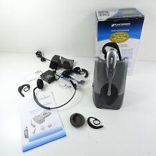 Plantronics CS50 900 Mhz Wireless Headset System w/ HL10 handset lifter #1