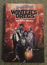 Winter's Dregs Graphic Novel/tpb RIDICULOUSLY RARE-Zombie World