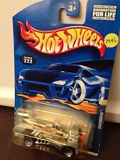 HTF HOT WHEELS DOGFIGHTER AIRPLANE CAR HYBRID DIECAST RARE