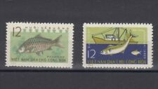 TIMBRE STAMP 2 VIET NAM  Y&T#325-26 POISSON FISH NEUF**/MNH-MINT 1963 ~B73