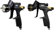 DeVilbiss DV1 Clearcoat Pistola Vernicatura a Spruzzo - Nera