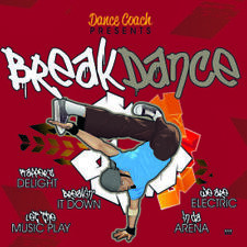 CD Breakdance von Dance Coach / Various Artists