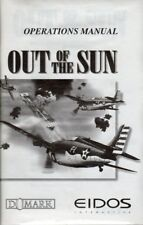 Out of the Sun Flight Sim (MAC-CD, 1994) Macintosh & PowerMac - NEW CD & Manual