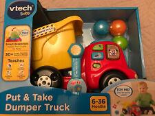 VTech Put & Take Dumper Truck Activity Toy