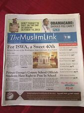 Muslim Newspaper The Muslim Link 2013