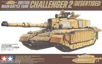 Tamiya 35274 1/35 Model Kit British Main Battle Tank Challenger 2(Desertised)