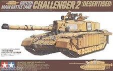Tamiya 35274 1/35 Model Kit British Main Battle Tank Challenger 2(Desertised)