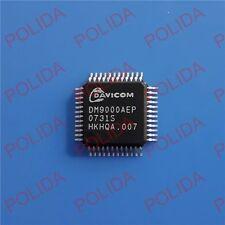 1PCS Ethernet Controller IC DAVICOM LQFP-48 DM9000AEP DM9000AE
