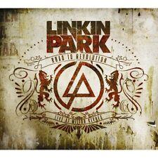 CD Linkin Park- road to revolution CD+DVD 093624980957