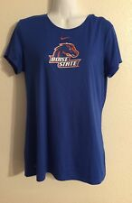Nike Boise State Broncos College Shirt, NCAA, Dri-Fit, L