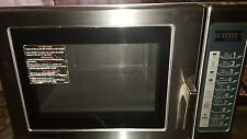 Industrial microwave brand name Menumaster Commercial bought new at $1500