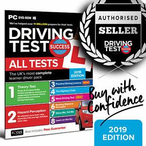 ADI PART 1 DRIVING INSTRUCTOR THEORY TEST TRAINING HAZARD PERCEPTION PC DVD ROM