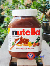 Ferrero Nutella Hazelnut Spread With Cocoa 33.5 oz