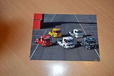 PHOTO DE PRESSE ( PRESS PHOTO ) Mercedes-Benz Truck Racing 2001  ME024