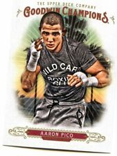 2018 UD UPPER DECK GOODWIN CHAMPIONS AARON PICO ROOKIE RC BELLATOR NO. 12