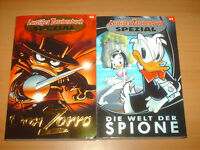 Comics LTB Spezialband 48 und 49 mit je über 500 Seiten 1A Zustand