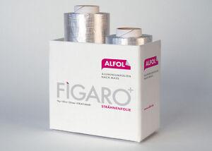 """2x Strähnenfolie """"Figaro (hoch Plus)"""" 100m ungefärbte Folie; geprägt; normal"""