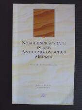 Lanninger-Bolling Nosodenpräparate in der antihomotoxischen Medizin SIGNIERT