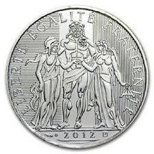 "2012 France French 10 Euro ""Hercules"" 10 g gram .500 Silver Coin"