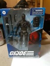 ? GI Joe Classified Series Snake Eyes 6 inch Action Figure Toy Sale New In Hand