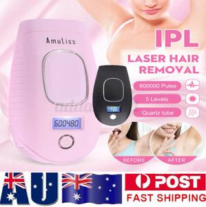 IPL Laser Machine Permanent Hair Removal Remover Body Face Leg Skin Rejuvenation