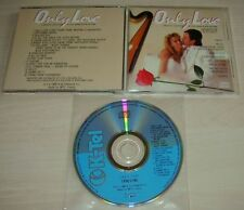 ERNESTINE Only Love CD 1986 16trk K-Tel Harp Stoop