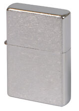 x10 brush satin silver flip top lighters. Camping, travel, engravable, gifts