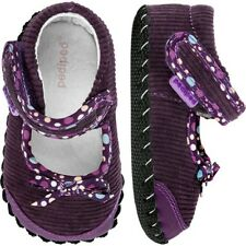 pediped Originals Becky - Purple Mary Jane (Infant/Toddler). Size: 6-12 Months S