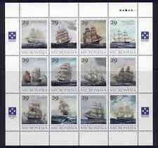 Micronesia 168 MNH Sailing Ships