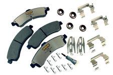 Disc Brake Pad Set-SLE Front Autopartsource MF882K