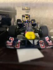 MINICHAMPS / f1- 2011 REDBULL RACING RB7 - M. WEBBER - 1/43 SCALE - 410 110002