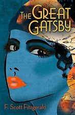 The Great Gatsby F.Scott Fitzgerald Book NEW
