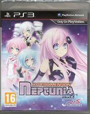 HYPERDIMENSION NEPTUNIA: MK2 GAME PS3 (RPG JRPG MK 2 ii) ~ NEW / SEALED